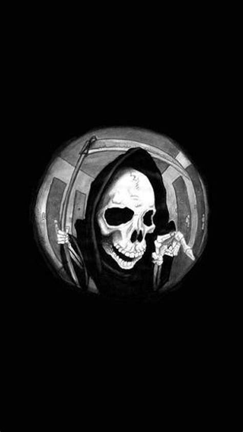 23 Grim Reaper Tumblr Gothic Wallpaper Goth