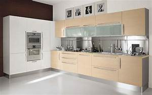 minimalist kitchen cabinet designs home design With kitchen cabinets lowes with latest wall art trends