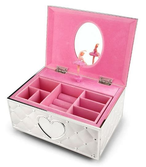 17 Best images about Little Girl Ballerina Jewelry Boxes