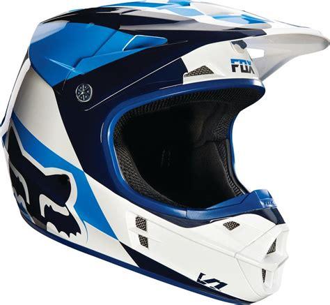 fox v1 motocross helmet 169 95 fox racing v1 mako dot helmet 234747