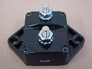 B 14526b Circuit Breaker Convertible Top For 1963