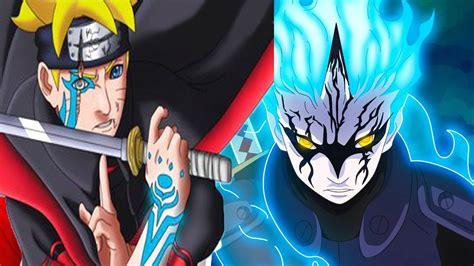 Boruto's Curse Mark Vs Mitsuki Sage Mode - Naruto's New ...