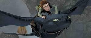 How To Train Your Dragon - Hiccup + Toothless by ...