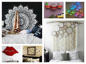 Creative Wall Decor Ideas - DIY Room Decorations - YouTube