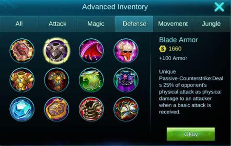 Guide Zilong Mobile Legends