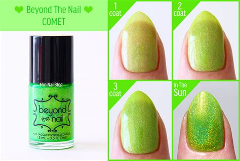 Beyond The Nail Comet