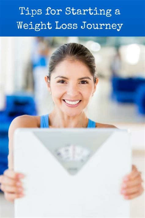 Tips For Starting Your Weight Loss Journey