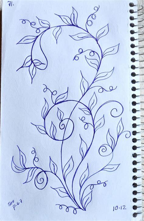 leaves  vines  pinterest drawings  flowers red
