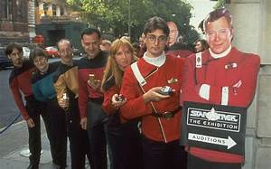 Secret files reveal police feared that Trekkies could turn on society - Telegraph