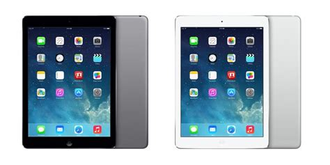 iPad Air Tablet Apple Generasi Kelima KASKUS