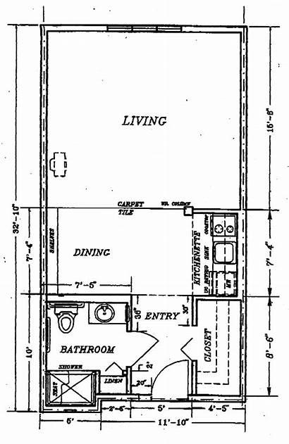 Studio Apartment Plans Floor Sample Mathison Homes