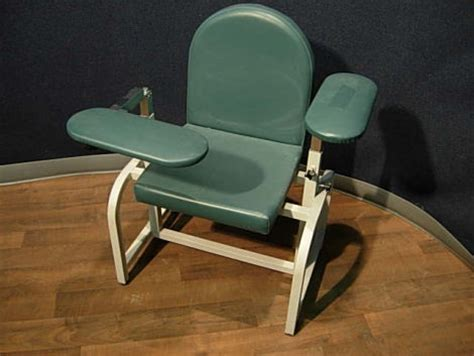 used clinton phlebotomy chair for sale dotmed listing