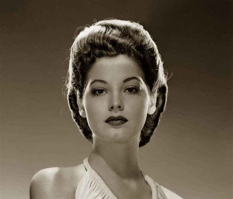 1940s Pompadour Hairstyle by 1940s Hairstyles Memorable Pompadours Gardner