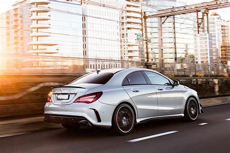 Mercedes-amg Cla 45 (c117) Specs