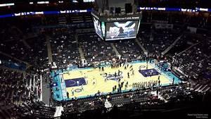 Spectrum Arena Seating Chart Spectrum Center Section 227 Charlotte Hornets