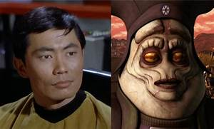8 actors who've worked both sides of the Star Trek/Star ...