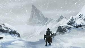 Image - MHO-Yilufa Snowy Mountains Concept Art 017.jpg ...