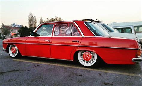 w108 w114 w115 w123 w124 classiccars mercedes mercedesbenz airride