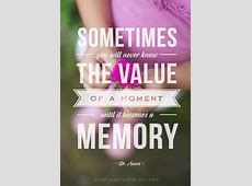 The Value of a Moment Printable Dr Seuss Quote