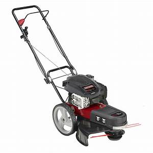 Craftsman High Wheel 4-cycle 22 Gas Trimmer