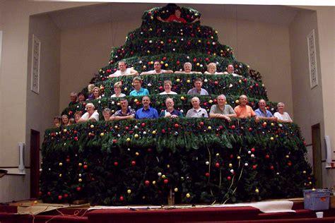 28 best road baptist church living christmas tree