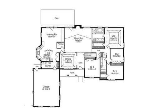 daylight basement plans house plans with daylight basements side slope plan with