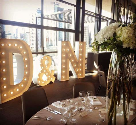 Large Light Up Letters by Big Light Up Letters For Hire For Weddings And Events