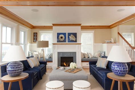 Home Interior by Nantucket Interior Design By Carolyn Thayer Interiors With