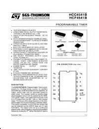 hcf4541bey With 4541 datasheet