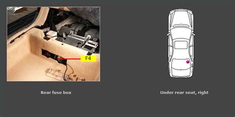 Mercede S430 Fuse Box where are the fuse boxes located on a 2006 mercedes s430