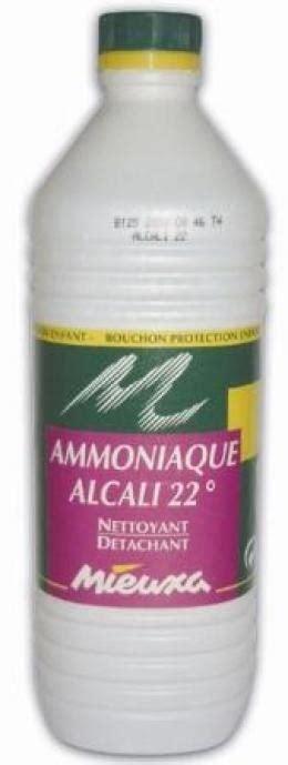 alcali cuisine alcali ammoniaque mieuxa 1 l orea diffusion