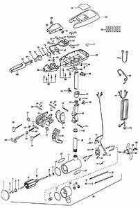 Minn Kota Riptide 55s Parts