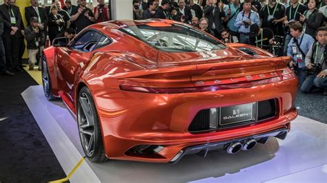 Saleen 2019 : Saleen 1 2019 Prototype Of 0,000 Available With More