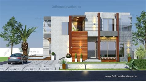 Modern Home Design Lovely Best House Elevation 24