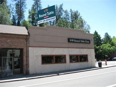 round table pizza placerville ca round tabel pizza main st placerville ca pizza