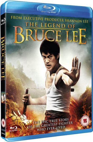 The Legend Of Bruce Lee Bluray Zavvicom