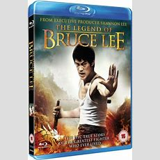 The Legend Of Bruce Lee Bluray Zavvicom