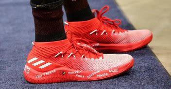 donovan mitchells shoes pay homage  louisvilles