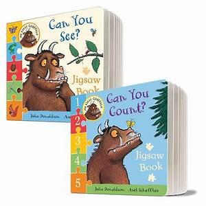 My First Gruffalo: Jigsaw Book Pair - Scholastic Kids' Club