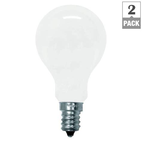 60 white ceiling fan with light ge 60 watt incandescent soft white a15 ceiling fan