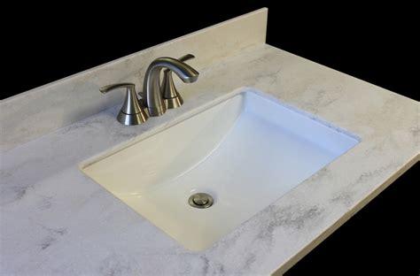 Home Depot Bathroom Sinks Undermount by Nantucket Corian Vanity Tops Rain Cloud Corian