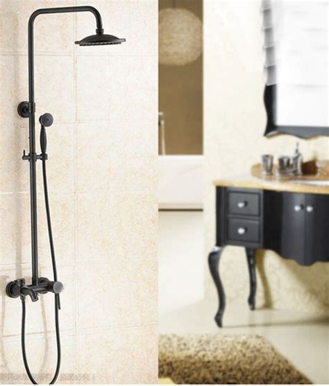 Glen Oil Rubbed Bronze Wall Mounted RainFall Shower Head
