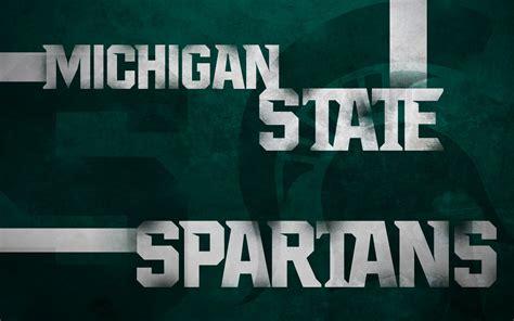 michigan state spartans wallpaper allwallpaperin