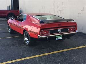 72 Mach 1 - 351CJ - 4V, Highly Optioned, Fully Restored for sale - Ford Mustang 1972 for sale in ...