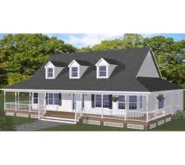One Story Farmhouse Plans Free Blueprints New Line Home Design One Story Plans