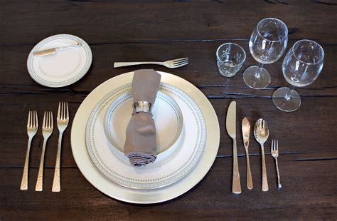 Table Setting Art Or Science?  Flathead Living