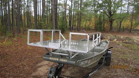 home floor plans for sale 60 quot x 52 quot bowfishing deck