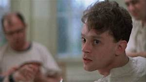 Brad Dourif as Billy Bibbit in scenes of One Flew Over the ...
