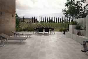 Modele De Terrasse Exterieur : carrelage de terrasse et terrasse exterieure en carrelage ~ Teatrodelosmanantiales.com Idées de Décoration