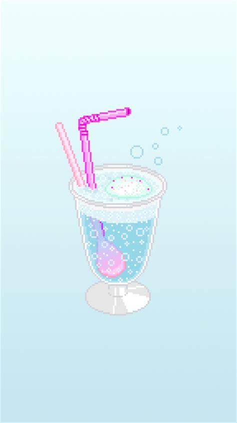 cute pixel food tumblr